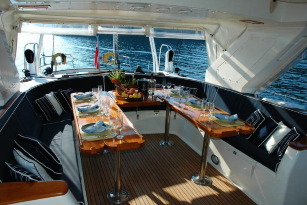 Sådan indretter du bedst din båd