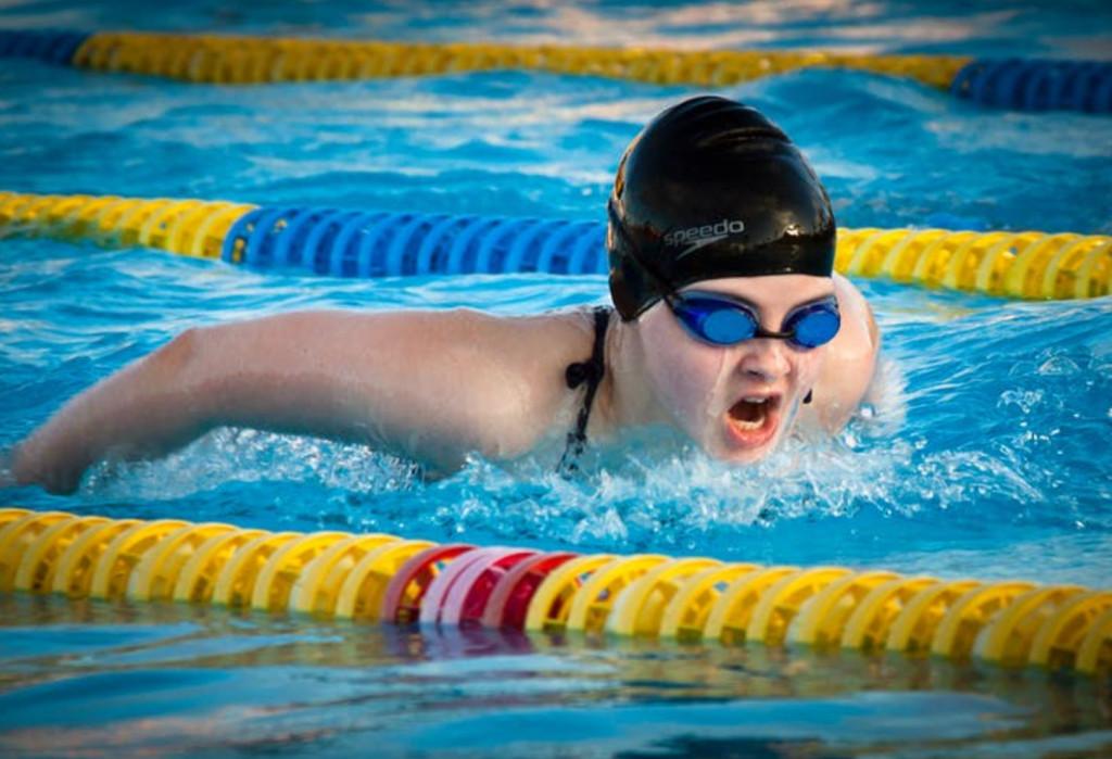 Gode øvelser til den professionelle svømmer